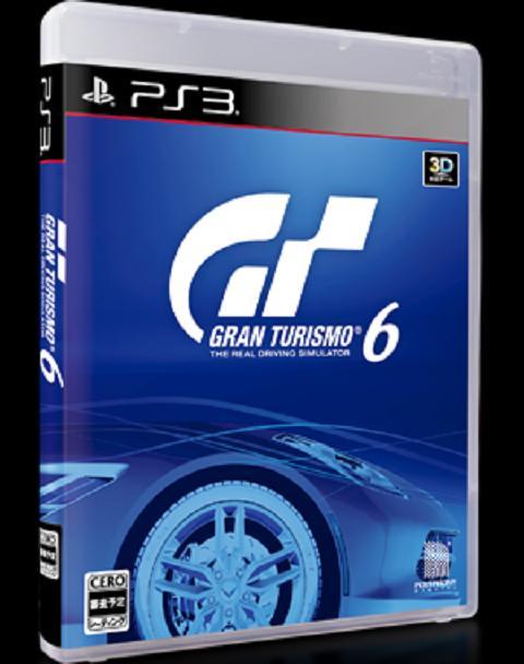 『グランツーリスモ6』を2013年12月5日に発売 通常版.jpg