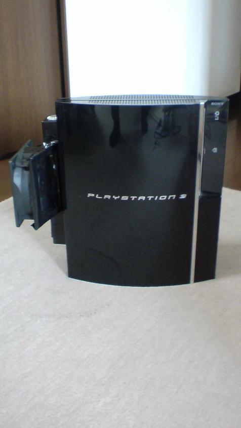PS3+大型冷却ファン(INTERCOOLER TS for PS3改)⑤.JPG
