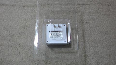 ワットモニター TAP-TST8 (SANWA SUPPLY)⑦.JPG