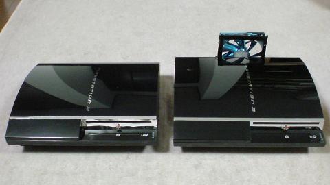 今のうちに初期型PS3のHDDを2台とも換装する!?①.JPG