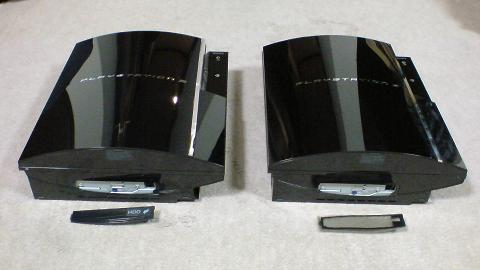 今のうちに初期型PS3のHDDを2台とも換装する!?⑧.JPG