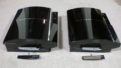 今のうちに初期型PS3のHDDを2台とも換装する!?⑩.JPG