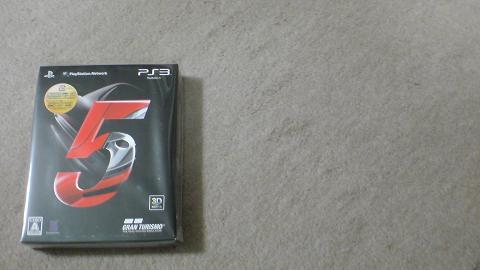 今年も PS3 GT5 でゴー、Go、5~!①.JPG