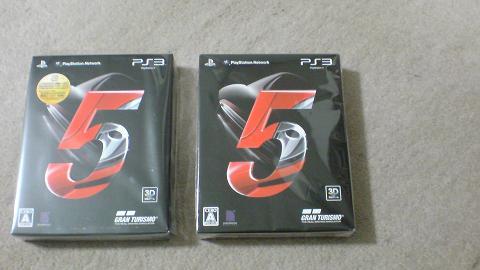 今年も PS3 GT5 でゴー、Go、5~!②.JPG