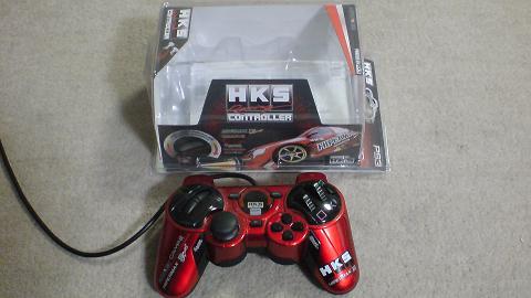 今年も、PS3用 HKSレーシングコントローラーを使って行きます!①.JPG