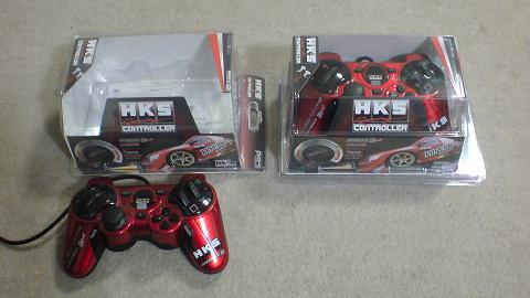 今年も、PS3用 HKSレーシングコントローラーを使って行きます!②.JPG