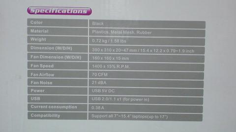 残されたPS3 20GB用に冷却パッドを購入!⑩.JPG