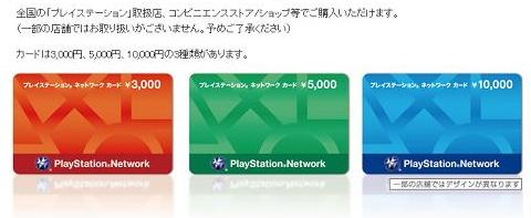 PLAYSTATION Network Ticket では、1,000円 分が存在する!③.JPG