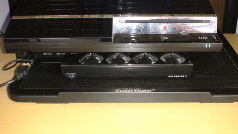 PS3 20GBにエアクーラー3(ゲームテック)の吸気ファンも付けてみた⑮.JPG