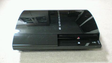 PS3 20GB(2号機)のすっぴん!?写真⑧.JPG