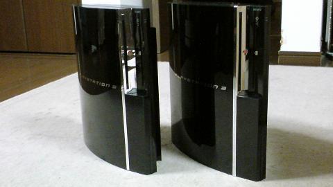 PS3 2台のSSD 60GB 換装の違いは!(OCZ OCZSSD2-2VTXE60G と OCZSSD2-2C60G)21.JPG