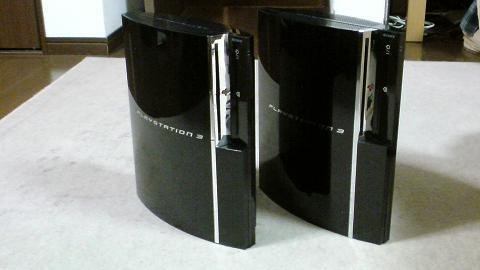 PS3 2台のSSD 60GB 換装の違いは!(OCZ OCZSSD2-2VTXE60G と OCZSSD2-2C60G)22.JPG