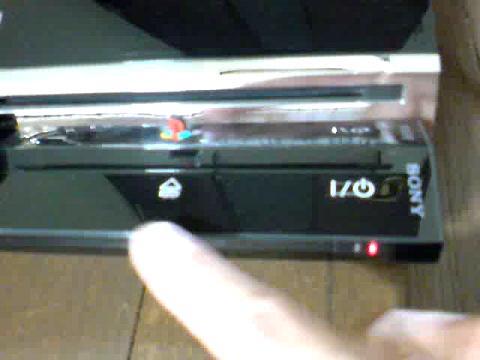 PS3 60GB 赤点滅から、飲み込まれたディスク(GT5)の救出を試みる①.JPG