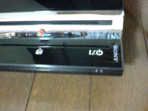 PS3 60GBが、赤点滅...⑦.JPG