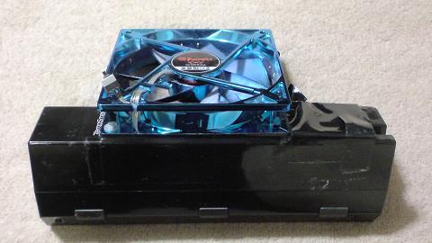 PS3 60GB用 INTERCOOLER TS for PS3 でもう一度リベンジしたくなってきた!③.JPG