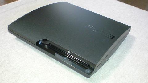 PS3 CECH-3000A の外観④.JPG