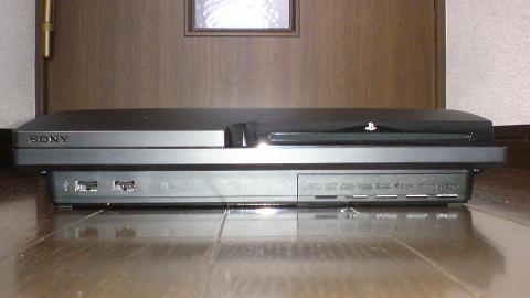 PS3 CECH-3000A の外観⑪.JPG