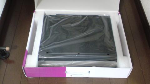 PS3 非対応?クーラーマスター NotePal L1の開梱③.JPG