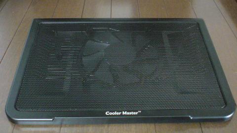 PS3 非対応?クーラーマスター NotePal L1の開梱⑦.JPG