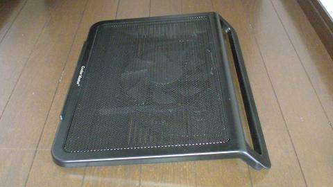 PS3 非対応?クーラーマスター NotePal L1の開梱⑧.JPG