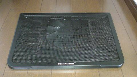 PS3 非対応?クーラーマスター NotePal L1の開梱⑨.JPG