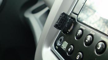 デュアルサイズCD/USBコンポにUSB メモリーアダプターを直差し!④.JPG