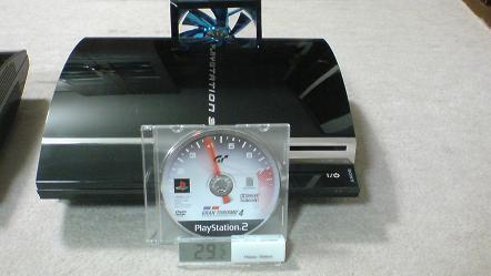 初期型PS3の発熱と騒音対策の効果を対策有りと無しで比較してみる?③対策有り.JPG