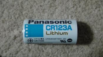 電球とLEDヘッドライトの使用電池⑩.JPG