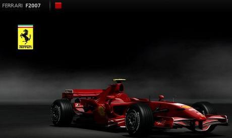 HKS Racing Controller をGT5で使うと、アクセルが..._フェラーリ.JPG
