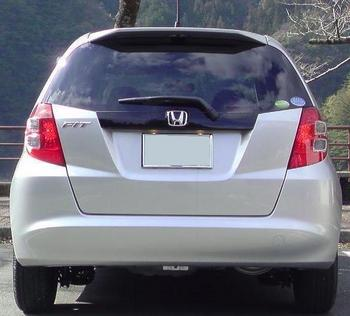 HONDA FIT 1.3G Fパッケージ ディスチャージ 納車 ⑱.JPG