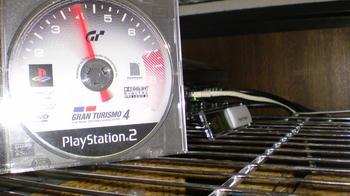 PS3 60GB 温度測定 デジタル温度計 by 100円ショップ④ PS2 GT4.JPG