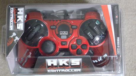 PS3 HKSレーシングコントローラは、ブリスターパッケージ...①.JPG