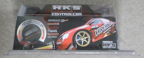 PS3 HKSレーシングコントローラは、ブリスターパッケージ...②.JPG
