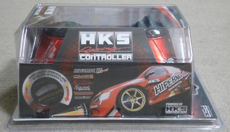 PS3 HKSレーシングコントローラは、ブリスターパッケージ...③.JPG