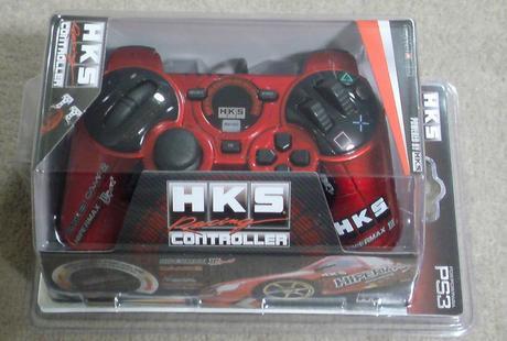 PS3 HKSレーシングコントローラは、ブリスターパッケージ...④.JPG