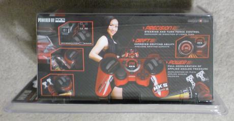 PS3 HKSレーシングコントローラは、ブリスターパッケージ...⑦.JPG