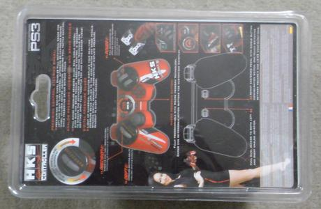 PS3 HKSレーシングコントローラは、ブリスターパッケージ...⑨.JPG