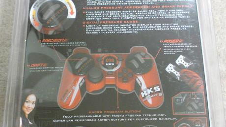 PS3 HKSレーシングコントローラは、ブリスターパッケージ...⑪.JPG