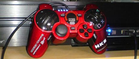 PS3用のHKS Racing ControllerをPCに接続してWINDOWS上で認識されるのか?④.JPG