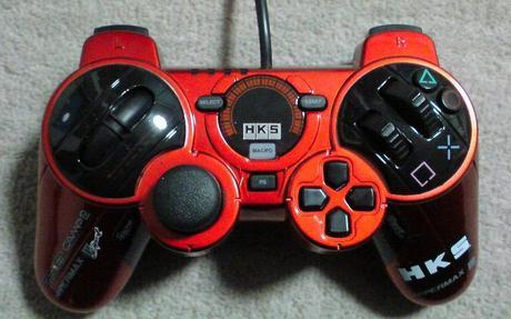 PS3用のHKS Racing ControllerをPCに接続してWINDOWS上で認識されるのか?⑨.JPG