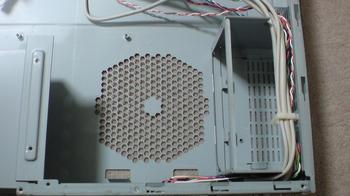 PT2 HTPC テレビ録画機用 PCケース Cooler Master CM Media 260 ⑨.JPG