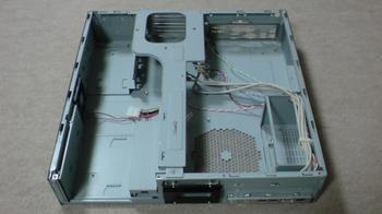 PT2 HTPC テレビ録画機用 PCケース Cooler Master CM Media 260 ⑫.JPG