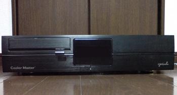 PT2 HTPC テレビ録画機用 PCケース Cooler Master CM Media 260 ⑱.JPG