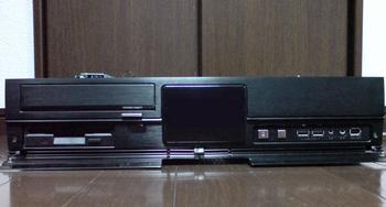 PT2 HTPC テレビ録画機用 PCケース Cooler Master CM Media 260 ⑳.JPG