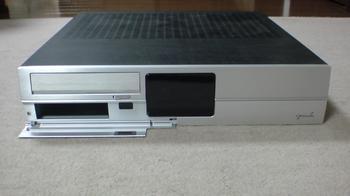 PT2 HTPC テレビ録画機用 PCケース Cooler Master CM Media 260 Silver ⑤.JPG