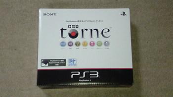 PlayStation3専用 地上デジタルレコーダーキット torne(トルネ).JPG