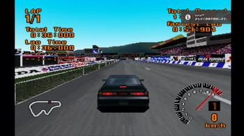 PlayStation(PS1)ソフト GT1起動中の予約録画 ④ まもなく録画を開始します。.JPG