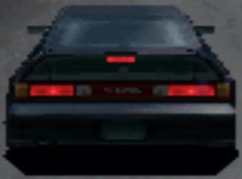 PlayStation(PS1)ソフト GT1起動中の予約録画 ⑩ CR-X.JPG