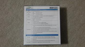 ZebraLight H501 クールホワイトLED タスクライト ヘッドランプ②.JPG