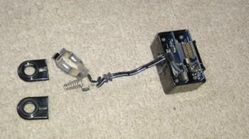 iPod nano (5th) 専用の車載ホルダーの加工⑪.JPG
